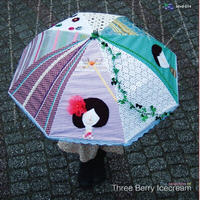 THREE BERRY ICECREAM / THE SELECTION OF THREE BERRY ICECREAM [LP]