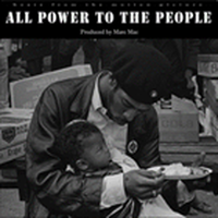 MARC MAC / ALL POWER TO THE PEOPLE [LP]