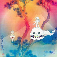 KIDS SEE GHOSTS (KANYE WEST & KID CUDI) / KIDS SEE GHOSTS [LP]