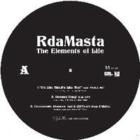 R DA MASTA / THE ELEMENTS OF LIFE EP [12INCH]
