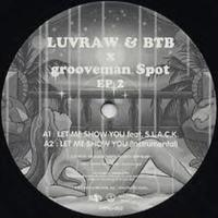 LUVRAW & BTB (PAN PACIFIC PLAYA) / LET ME SHOW YOU [12INCH]