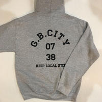KEEP LOCAL STEP PARKA(GRAY,NAVY,BLACK)