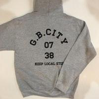 KEEP LOCAL STEP PARKA(GRAY,NAVY,BLACK)