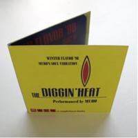 Muro / Diggin'Heat Winter Flavor'98-Remaster Edition- In Stock [MIX CD]