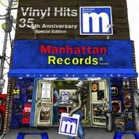 "DJ IKU / Manhattan Records ""The Exclusives"" Vinyl Hits - 35th Anniversary Special Edition [MIX CD]"