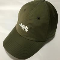 BLACKFACE / BENTBRIM CAP NY(KHAKI)