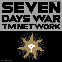 TM NETWORK / SEVEN DAYS WAR [7inch]