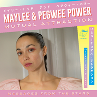 MAYLEE TODD & PEGWEE POWER - MUTUAL ATTRACTION / MESSAGE FROM STARS [7inch]