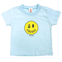SMILEY BONG TEE (Lt-BLUE) KIDSサイズ
