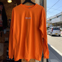 BNGRD L/S tee (Orange)