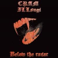 "CRAM & ILL SUGI / ""Below The Radar"" [CD]"