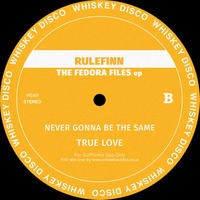 RULEFINN / FEDORA FILES EP [12inch]