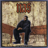 NAS / THE WORLD IS YOURS [7inch]