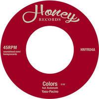 Yasu-Pacino/Colors EP [7INCH]