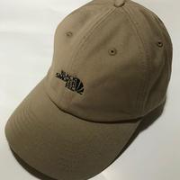 8月中旬予定 - BLACKFACE / BENTBRIM CAP (BEIGE)