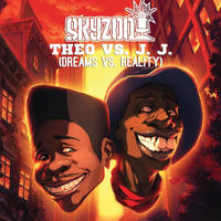 SKYZOO / THEO VS. J.J (DREAMS VS. REALITY)[LP]