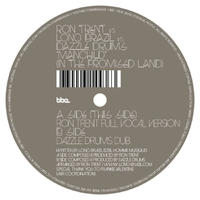 RON TRENT VS. LONO BRAZIL VS. DAZZLE DRUMS / MANCHILD (IN THE PROMISED LAND) [12inch]