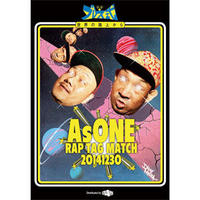 太華 & SharLee / AsONE -RAP TAG MATCH- 20141230 [DVD]