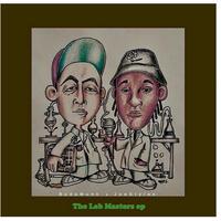BUDAMUNK & JOE STYLES / The Lab Masters EP  [CD]