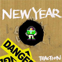 TRACTION / NEW YEAR [CD]