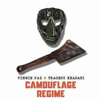 VINNIE PAZ X TRAGEDY KHADAFI / CAMOFLAUGE REGIME (GREEN VINYL) [LP]