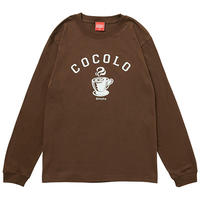 HOT COFFEE L/S (BROWNN)