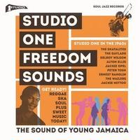 V.A. (SOUL JAZZ RECORDS) / STUDIO ONE FREEDOM SOUNDS : STUDIO ONE IN THE 1960S [LP]