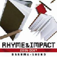 だるまさん / RHYME & IMPACT [CD]