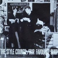The Style Council / Our Favourite Shop [LP]