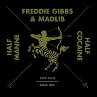 MADLIB & FREDDIE GIBBS / HALF MANNE HALF COCAINE [12inch]
