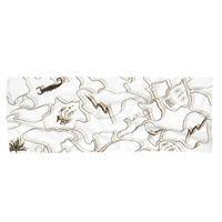6月発売 / TIGHTBOOTH x OILWORKS - PARADISE TENUGUI WHITE