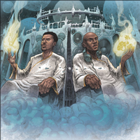 BLU & NOTTZ / GODS IN THE SPIRIT, TITANS IN THE FLESH [LP]