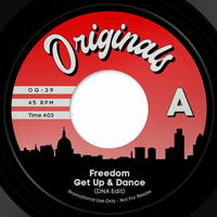 FREEDOM / SWV - GET UP & DANCE-ANYTHING (FEAT. WU-TANG CLAN)  [7inch]
