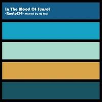 dj fuji / In The Mood Of Sunset -Route134 [MIX CD]