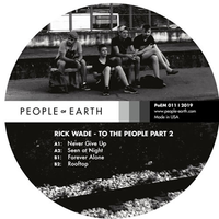 Rick Wade / To The People Pt.2 EP [12inch]