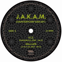 J.A.K.A.M. / COUNTERPOINT RMX EP.1 [12inch]