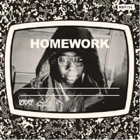 KEV BROWN / HOMEWORK (COLORED VINYL) [2LP&7INCH]