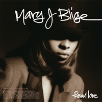 Lenny Kravitz / Mary J. Blige - It Ain't Over Til It's Over c/w Real Love [7inch]