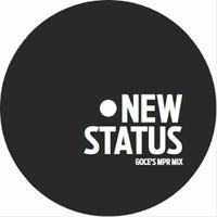 5月下旬入荷予定 - DJ GOCE / NEW STATUS b/w LOVIN' THE GAME  [7inch]