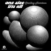 10月下旬入荷予定 - STERLING HARRISON / ONE SIZE HITS ALL [LP]
