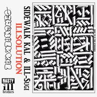 ILL-SUGI & SIDEWALK KAL / ILL SOLUTION [CD]
