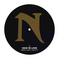 BIG MAC / NAS IS LIKE b/w THE DON [7inch]