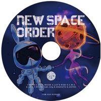 JONEE BLANCO & DJ MOTORA / NEW SPACE ORDER [CD]