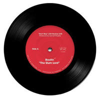 BAATIN of SLUM VILLAGE / DON'T STOP b/w DON'T STOP (DAKIM REMIX) [7INCH]