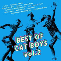 CAT BOYS  / BEST OF CAT BOYS VOL.2 [CD]