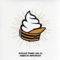 DJ HIP HOP MAN / REGGAE PUNCH VOL.1 [MiX CD]