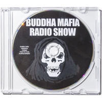 MUTA / BUDDHA MAFIA RADIOSHOW MIXTAPE #2 [MIX CD]