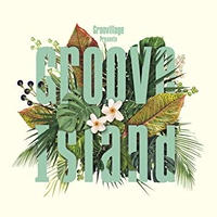 PUSHIM / Groove Island [MIX CD]