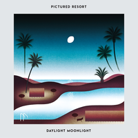 Pictured Resort / Daylight Moonlight [7inch]
