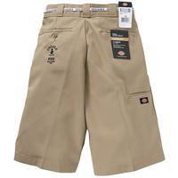 #556 WORK SHORTS (KHAKI)